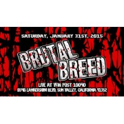 "UEW January 31, 2015 ""Brutal Breed"" - Sun Valley, CA (Download)"