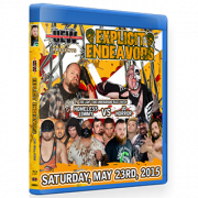 "UEW Blu-ray/DVD May 23, 2015 ""Explicit Endeavors"" - Los Angeles, CA"