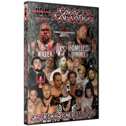 "UEW DVD June 13, 2015 ""Savage Salvation"" - Los Angeles, CA"