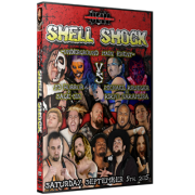 "UEW DVD September 5, 2015 ""Shell Shock"" - East Los Angeles, CA"