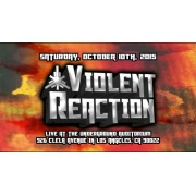 "UEW October 10, 2015 ""Violent Reaction"" - Los Angeles, CA (Download)"