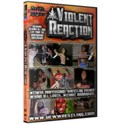 "UEW DVD October 10, 2015 ""Violent Reaction"" - Los Angeles, CA"