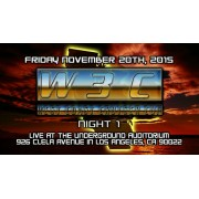 "UEW November 20 & 21, 2015 ""West Coast Cruiser Cup Tournament 2015"" - Los Angeles, CA (Download)"