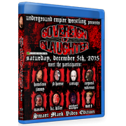 "UEW Blu-ray/DVD December 5, 2015 ""Sovereign of Slaughter"" - East Los Angeles, CA"