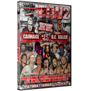 "UEW DVD January 23, 2016 "" Fuck the World 2"" - Los Angeles, CA"