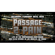 "UEW February 20, 2016 ""Passage 2 Pain 2016"" - East Los Angeles, CA (Download)"