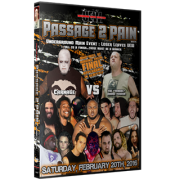 "UEW DVD February 20, 2016 ""Passage 2 Pain 2016"" - East Los Angeles, CA"