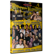 "UEW DVD April 23, 2016 ""All Out Violence"" - East Los Angeles, CA"