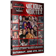"UEW DVD June 4, 2016 ""Vicious Vortex"" - East Los Angeles, CA"