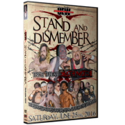 "UEW DVD June 25, 2016 ""Stand and Dismember"" - East Los Angeles, CA"
