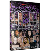 "UEW DVD August 13, 2016 ""Onslaught"" - East Los Angeles, CA"