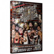 "UEW DVD October 1, 2016 ""Another Violent Reaction"" - East Los Angeles, CA"