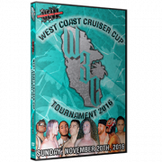 "UEW DVD November 20, 2016 ""West Coast Cruiser Cup 2016"" - East Los Angeles, CA"