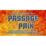 "UEW February 4, 2017 ""Passage 2 Pain 2017"" - East Los Angeles, CA (Download)"