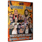 "UEW DVD February 4, 2017 ""Passage 2 Pain 2017"" - East Los Angeles, CA"