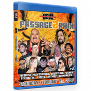 "UEW Blu-ray/DVD February 4, 2017 ""Passage 2 Pain 2017"" - East Los Angeles, CA"