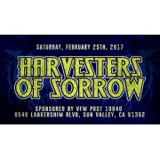 "UEW February 25, 2017 ""Harvesters Of Sorrow"" - Sun Valley, CA (Download)"