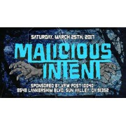 "UEW March 25, 2017 ""Malicious Intent"" - Sun Valley, CA (Download)"