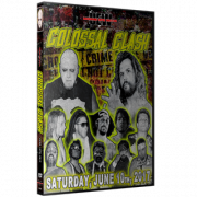 "UEW DVD June 10, 2017 ""Colossal Clash"" - Sun Valley, CA"