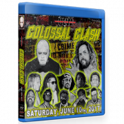 "UEW Blu-ray/DVD June 10, 2017 ""Colossal Clash"" - Sun Valley, CA"