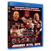 "UEW Blu-ray/DVD January 27, 2018 ""Sovereign of Slaughter 3"" - Santa Ana, CA"