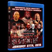 "UEW Blu-ray/DVD January 27, 2018 ""Sovereign of Slaughter 3"" - Santa Ana, CA"