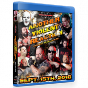 "UEW Blu-ray/DVD September 15, 2018 ""Another Violent Reaction"" - Sun Valley, CA"