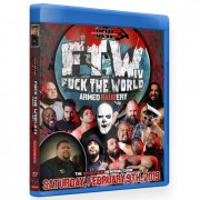 "UEW Blu-ray/DVD February 9, 2019 ""Fuck The World 4"" - Sun Valley, CA"