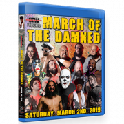 "UEW Blu-ray/DVD March 2, 2019 ""March Of The Damned"" - Sun Valley, CA"