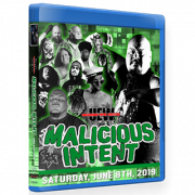 "UEW Blu-ray/DVD June 8, 2019 ""Malicious Intenet"" - Sun Valley, CA"