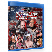 "UEW Blu-ray/DVD July 6, 2019 ""Pledge Your Allegiance"" - Sun Valley, CA"