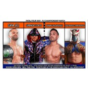 """Freelance Underground October 26, 2019 """"Wrestling, It's What You Crave!"""" - Joliet, IL (Download)"""