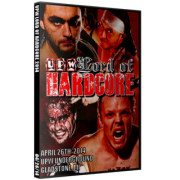 "UPW DVD April 26, 2014 ""Lord of Hardcore"" - Gladstone, MI"