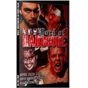 "UPW DVD April 26, 2014 ""Lord of Hardcore"" - Gladstone, MI"