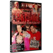 "UPW DVD March 21, 2015 ""Third Annual Lord of Hardcore"" - Gladstone, MI"