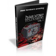 UWA Hardcore DVD Hardcore Television Vol. 1