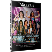"Valkyrie Pro Wrestling DVD May 24, 2014 ""International Joshi Grand Prix"" - Brooklyn, NY"