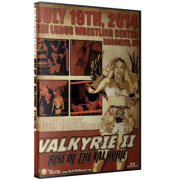 "Valkyrie Pro Wrestling DVD July 19, 2014 ""Rise of the Valkyrie"" - Brooklyn, NY"