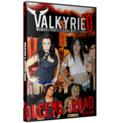 "Valkyrie Pro Wrestling DVD October 24, 2014 ""Queen's Road"" - Brooklyn, NY"