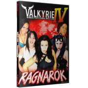 "Valkyrie Pro Wrestling DVD January 23, 2015 ""Ragnarok"" - Woodbury Heights, NJ"