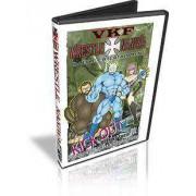 """VKF Wrestle Naniwa DVD August 3, 2007 """"Kick-Out"""" - Osaka, Japan"""