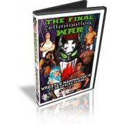 "VKF Wrestle Naniwa DVD November 29, 2007 ""The Final War- Elimination"" - Osaka, Japan"