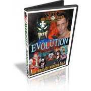 "VKF Wrestle Naniwa DVD October 26, 2007 ""Evolution: The End of Life"" - Osaka, Japan"