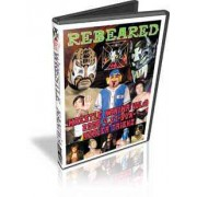 "VKF Wrestle Naniwa DVD April 27, 2008 ""Rebeared"" - Osaka, Japan"