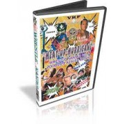 "VKF Wrestle Naniwa DVD February 29, 2008 ""Heat-Up-Hurrican"" - Osaka, Japan"