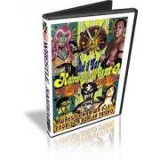 "VKF Wrestle Naniwa DVD January 14, 2008 ""Bet it War: Haircut & Afro Bet Game"" - Osaka, Japan"