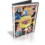 "VKF Wrestle Naniwa DVD May 30, 2008 ""Impact"" - Osaka, Japan"