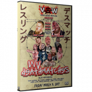 "VOW DVD March 3, 2017 ""WV Deathmatches"" - Fairmont, WV"