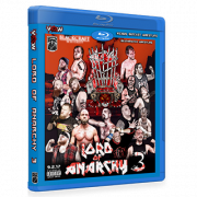 "VOW Blu-ray/DVD September 2, 2017 ""Lord of Anarchy 3"" - Fairmont, WV"