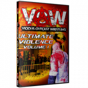 "VOW DVD ""Ultimate Violence Volume 1"""